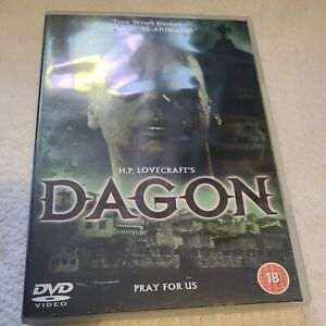 Dagon Dvd. HP Lovecraft . Horror.