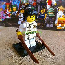 71019 LEGO NINJAGO MOVIE Minifigures Spinjitzu Training NYA #2 FACTORY-SEALED