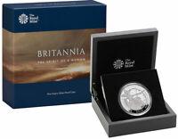 2019 Great Britain 5 oz Silver Britannia Proof £10 Coin GEM Proof OGP SKU57295