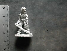 ZOMBIE PIRATE /FANTASY  MEDIEVAL FIGURINE MINIATURE