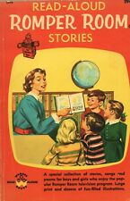 READ ALOUD ROMPER ROOM STORIES By ANN WOLF Wonder Books Trade PB 1958