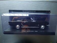 1:24 1/24 Ford Mustang Cabriolet Colección Coches Inolvidables