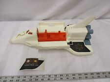 Vintage fisher price adventure people alpha probe space ship shuttle 325 1979
