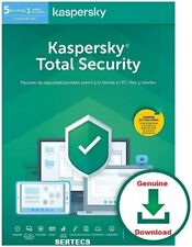 KASPERSKY TOTAL SECURITY 2020 5 PC 1 YEAR LICENCE GENUINE + PROXY SERVER