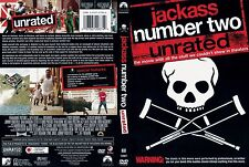 Jackass Number Two - Unrated - Widescreen - DVD - Johnny Knoxville