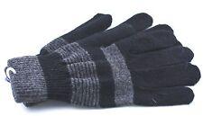 1 Pair Unisex 70% Wool Knit Gloves Full Fingers Winter,Driving for Girls & Boys