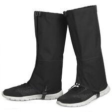 Waterproof Leg Cover Gaiters Boot Outdoor Climbing Walking Snow Ski Protector
