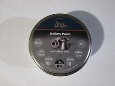 H&N 6.35 / .25 Hollow Point  pellets Box of 200