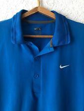 Nike Roger Federer L Polo Challenge Court Shirt Nadal Tennis Open