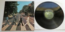 The Beatles - Abbey Road 1973 UK / Made In France Apple Records LP PCS 7088