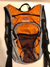 Large Orange & Gray Outdoor Backpack