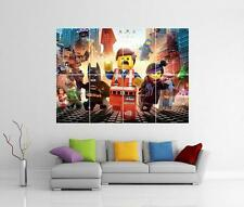 LEGO MOVIE GIANT WALL ART PHOTO PICTURE PRINT POSTER