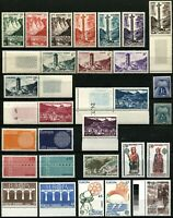 ANDORRA French Spanish Stamps Postage Collection Mint NH