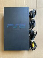 Sony Playstation 2 (Fat Console) Model SCPH-30001 Console Only with Cables.