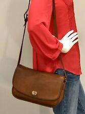 Vintage COACH City Bag 9790 BRITISH TAN Leather