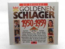 DiE Goldenen Schlager 1950-1959  3 disc CD set