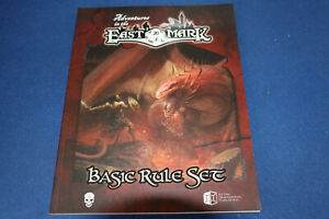 Adventures in the East Mark - Basic Rule Set soft cover book