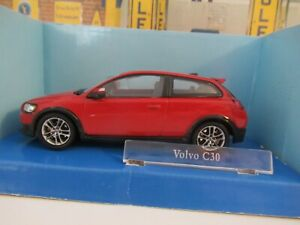 HONGWELL JUNIOR DRIVER VOLVO C30 - RED SCALE 1:43