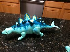 "Dinosaur Train Morris Stegosaurus 12""Talking Interactive Learning Curve #1"