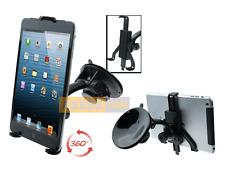 SUPPORT Universel Pare-Brise Ventouse Voiture Noir / APPLE iPad mini 1, 2, 3, 4