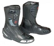 Booster Grid Sport WP negro estanco motocicleta botas talla 43