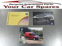 Peugeot Partner Owners Manual Handbook 96-08 Mk1