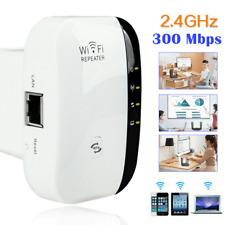Wifi Range Extender Wireless Network Amplifier Repeaters Internet Signal Booster