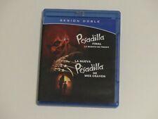 Pesadilla (A Nightmare on Elm Street) | Pack 2 Blu-ray [VOSTFR]