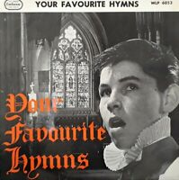 Your Favourite Hymns Vinyl LP.1962 Embassy WLP 6053.Choristers/Eric Wilson Hyde.