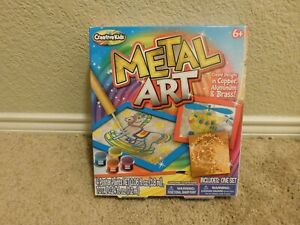 New Creative Kids Metal Art set