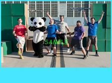 DUDE Perfect Panda Edible Birthday Cake Image Topper Frosting Icing 1/4 Sheet