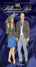 William and Kate Paper Dolls : To Commemorate the Marriage of Prince William...