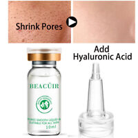 Shrink Pores Face Serum Hyaluronic Acid Liquid Whitening Anti-aging Wrinkle Oil