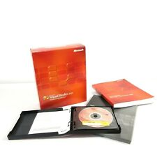 Microsoft Visual Studio 2005 Professional Edition Retail Box Full Version