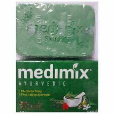 Medimix Ayurvedic Bar Soap 125g - Original 18 Herbs Soap with Natural Oils