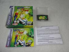 Earthworm Jim Nintendo GBA Spiel komplett mit OVP und Anleitung