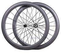 Sapim CX-RAY 50mm Carbon Clincher Wheel 700C Novatec 3k Matt Road Bike 25mm Rim