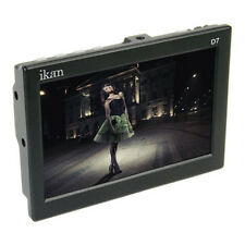 """Ikan D7 7"""" 3G-SDI/HDMI LCD Field Monitor with Panasonic D54 Type Battery Plate"""