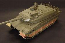 Hauler Models 1/48 JAPANESE (JGSDF) TYPE 10 TANK SIDE SKIRTS Photo Etch Details