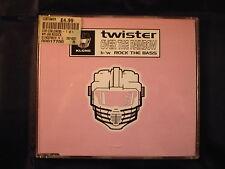 CD Single (B3) - Twister - Over the rainbow - CDKLONE85