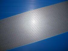 BUCHERT Stahl - Lochblech - Rv 3-5 - 500 x 500 x 1,5 mm  Aus Stahl verzinkt