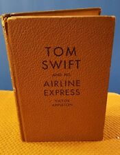 Tom Swift and his Airline Express by Victor Appleton (1926. Hardcover) Vintage