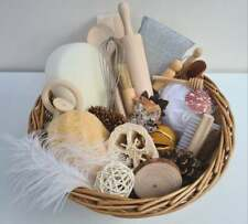 Treasure Basket, Montessori/Heuristic Play, Sensory Play