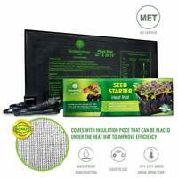 Waterproof Seedling Heat Mat Seed Germination, Hydroponics and Plant Propagation