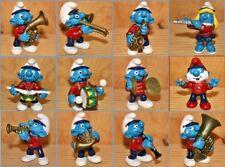 Smurf: band figurines (smurf pitufo pitufo schlumpfe)