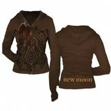 Twilight New Moon Jacob Tribal Juniors' Hoodie Sz: L/XL