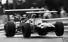 Jack Brabham  F1 Formula One Legend 10x8 Photo #1
