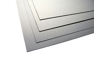 A4 & A3 Extra Thick Greyboard Crafting Card 750micron 500gsm
