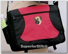 BOERBOEL embroidered messenger bag ANY COLOR