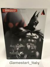 BATMAN ARKHAM CITY NO.1 ACTION FIGURE - PLAY ARTS KAI - NUOVA NEW - SQUARE ENIX